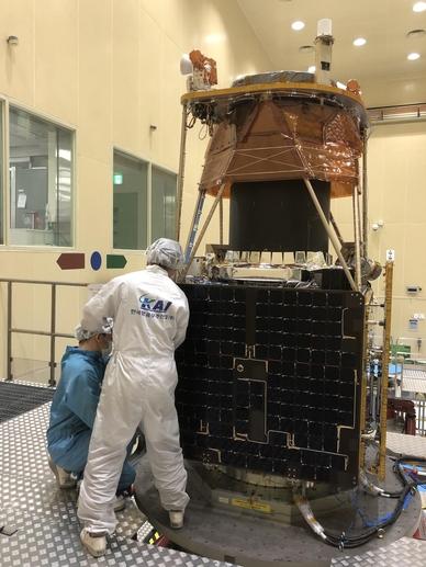 """KAI """"차세대 중형 위성 1… 2와 통신의 첫 성공은 내년에 론칭된다"""""""