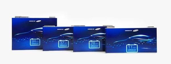 삼성SDI의 각형 배터리 / 삼성SDI 제공