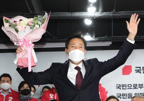 오세훈 서울시장/연합뉴스