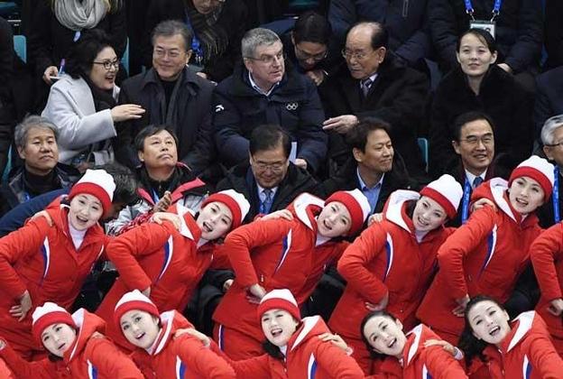 """북한, 동경 올림픽에 출전하지 않겠다 … 정부 설득, """"아직도"""""""