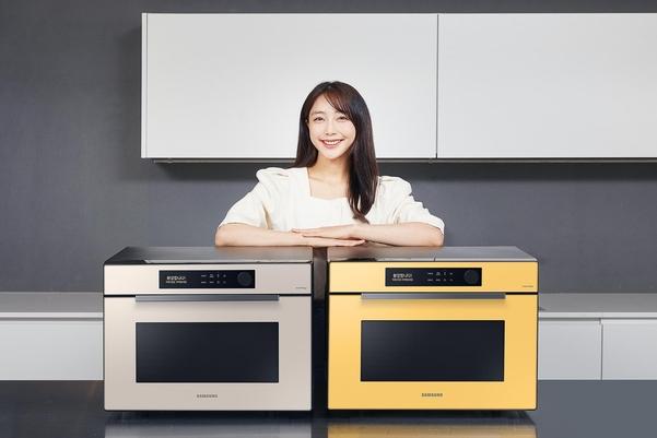 '요리도 개인 맞춤' 삼성전자, 비스포크 직화오븐 AI' 출시