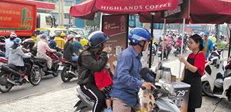 [글로컬 라이프] 전쟁 붙은 베트남 서민들 커피 시장