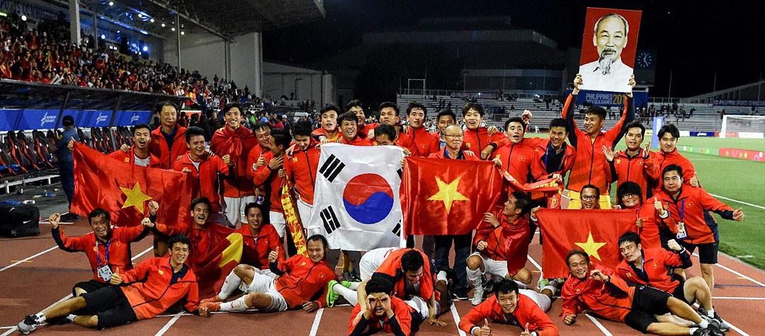 박항서 매직, 베트남 60년 만에 동남아시안게임 우승
