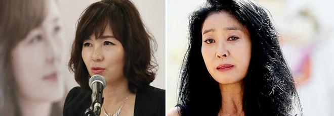 김부선과 싸우던 공지영, 돌연 SNS 중단 선언